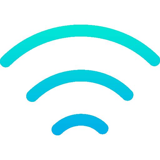 bild på ett wifi